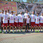 A Marso NYKK csapata is részt vett a Városvédő futáson!